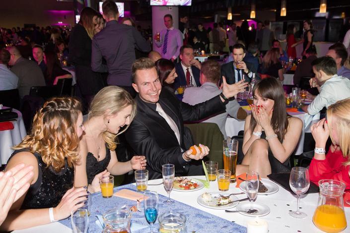 Pokazy iluzji na imprezy firmowe i prywatne