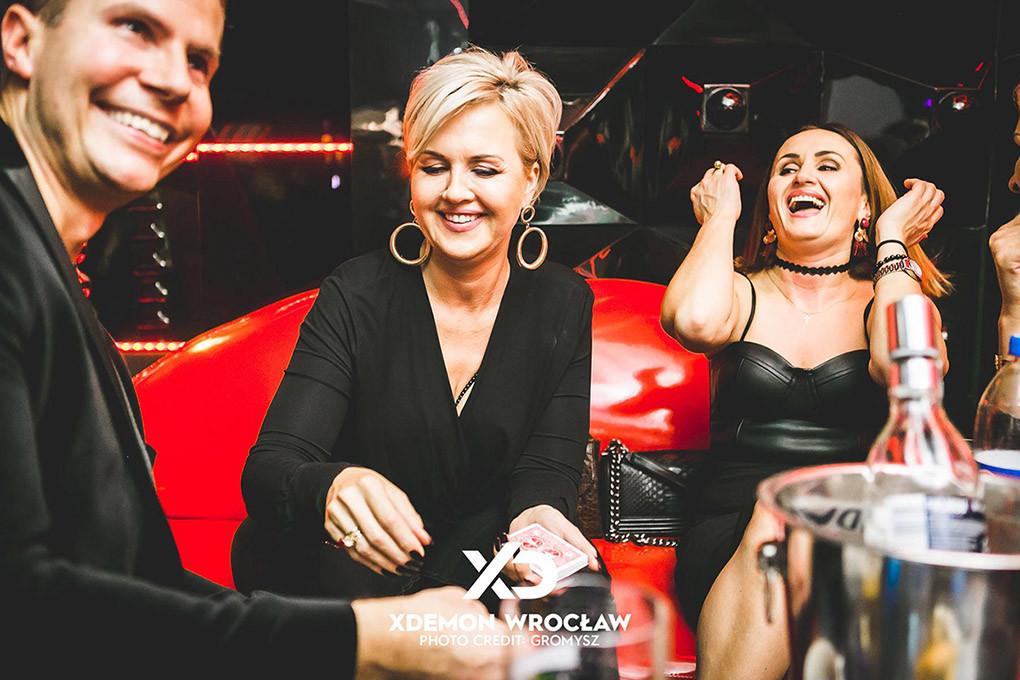 Pokazy iluzji na twoją imprezę - Marcin Gogołowicz